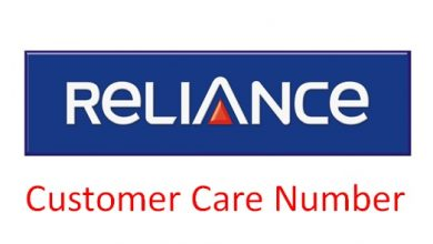 Reliance Energy Customer Care Number