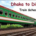 Dhaka to Dinajpur train time schedule & Online Ticket Price