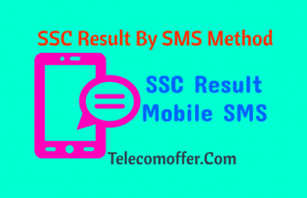 SSC Result 2019 By SMS | Check All Board SSC Result Simply