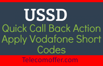 All Updated Vodafone USSD Codes List 2019