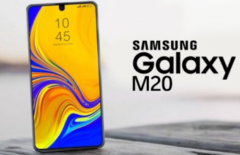 Samsung Galaxy M20 with 6.3-inch Infinity-V Display, Fingerprint Scanner