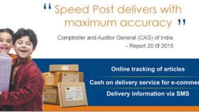 Speed Post Customer Care Number
