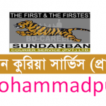 Sundarban Courier Service (Mohammadpur) Address & Contact Number