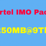 Airtel IMO Pack 2019 [250 MB at 9 TK Offer]