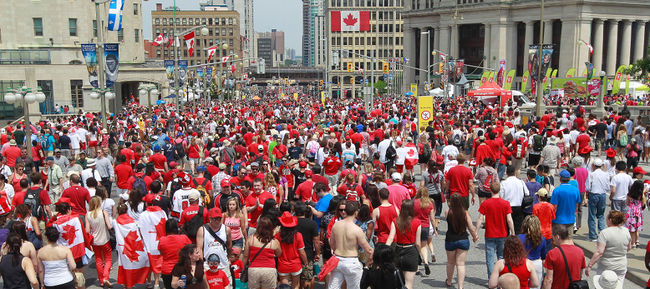 Canada Day 2019 Image