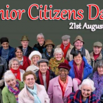 August 21st National Senior Citizens Day | Celebrate Your Aging Loved One on Senior Citizens Day 2019