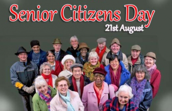 August 21st National Senior Citizens Day   Celebrate Your Aging Loved One on Senior Citizens Day 2019