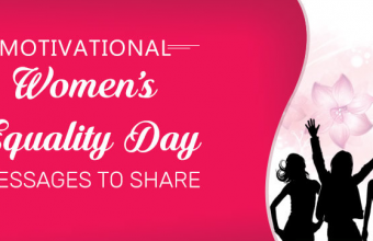 Women's Equality Day Wishes, Messages, Quotes, Greetings, SMS & Text in Picture, Images & Wallpaper