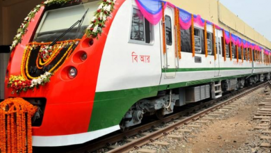 Dhaka Narayanganj Train
