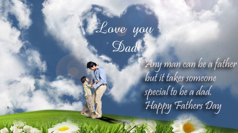 Happy Father day Heaven